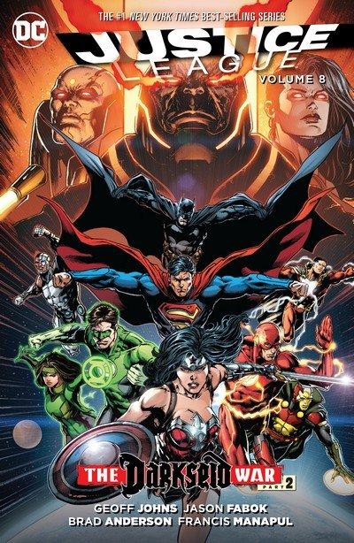 Justice League Vol. 8 – Darkseid War Part 2 (TPB) (2016)