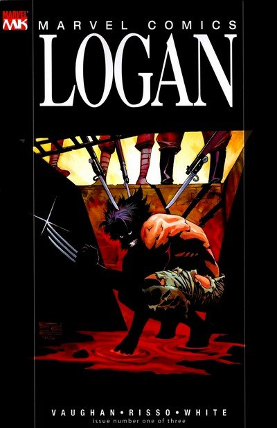 Logan #1 – 3 + B&W Edition (2008)