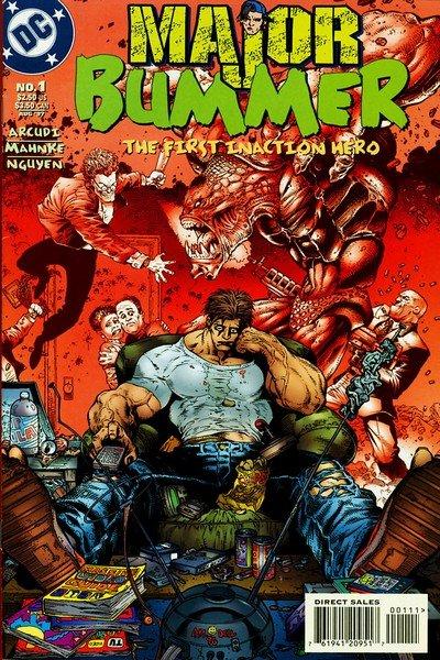 Major Bummer #1 – 15 (1997-1998)
