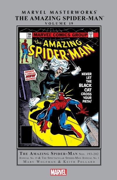 Marvel Masterworks – The Amazing Spider-Man Vol. 19 (2017)