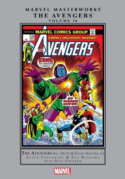 Marvel Masterworks – The Avengers Vol. 14 (2014)
