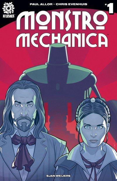 Monstro Mechanica #1 (2017)