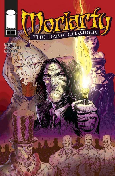 Moriarty #1 – 9 + TPB Vol. 1 – 2 (2011-2012)