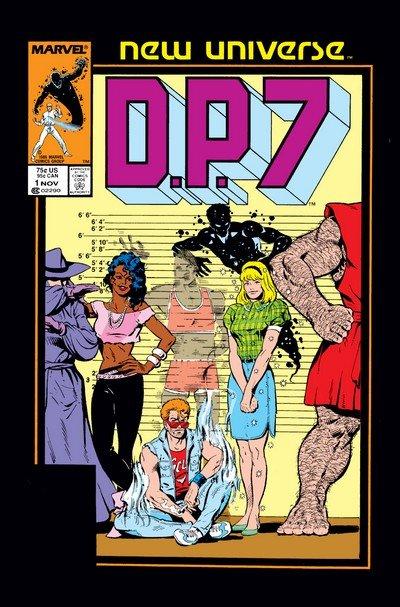 New Universe (1986-1989)