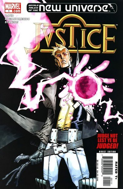 New Universe (Marvel) (2006-2008)