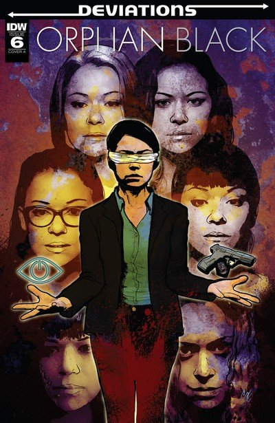Orphan Black – Deviations #6 (2017)