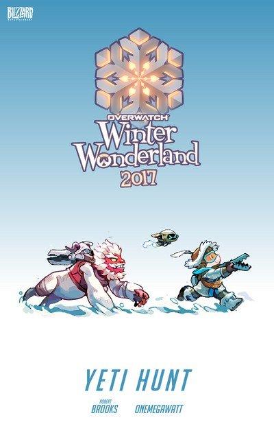 Overwatch Winter Wonderland 2017 – Yeti Hunt (2017)