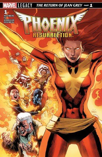Phoenix Resurrection – The Return of Jean Grey #1 (2017)