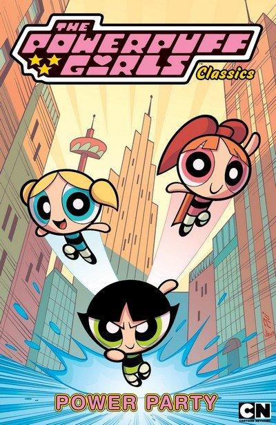 Powerpuff Girls Classics Vol. 1 – 2 (TPB) (2013)