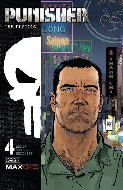 Punisher – The Platoon #4 (2017)