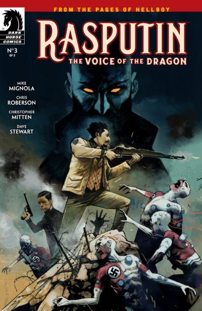Rasputin – The Voice of the Dragon #3 (2017)