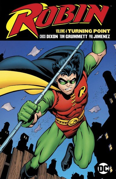 Robin Vol. 4 – Turning Point (TPB) (2017)