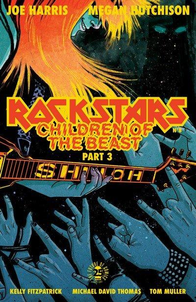 Rockstars #8 (2017)