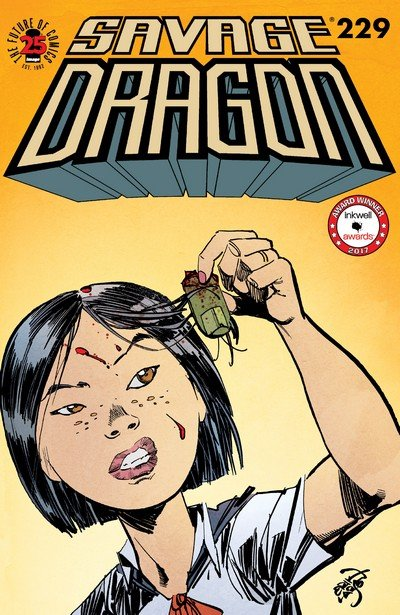 Savage Dragon #229 (2017)