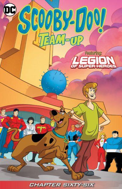 Scooby-Doo Team-Up #66 (2017)