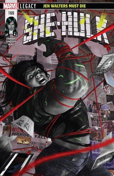 She-Hulk #160 (2017)