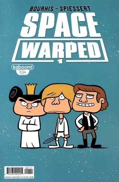 Space Warped #1 – 6 (2011)