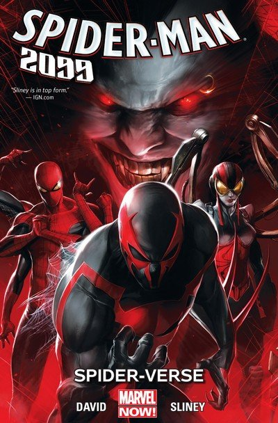 Spider-Man 2099 Vol. 2 – Spider-Verse (TPB) (2015)