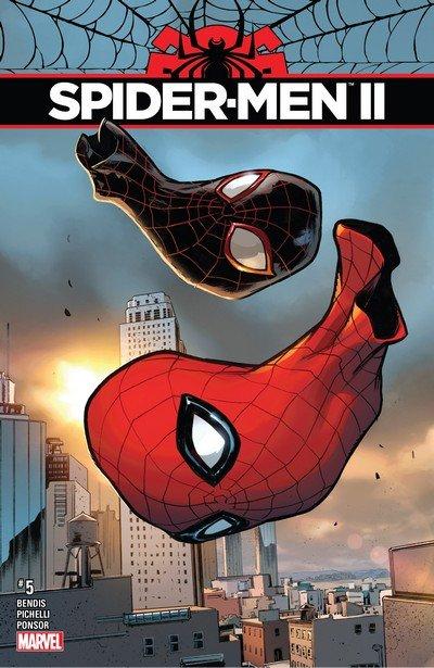Spider-Men II #5 (2017)