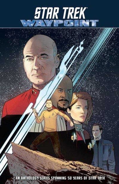 Star Trek – Waypoint (TPB) (2017)