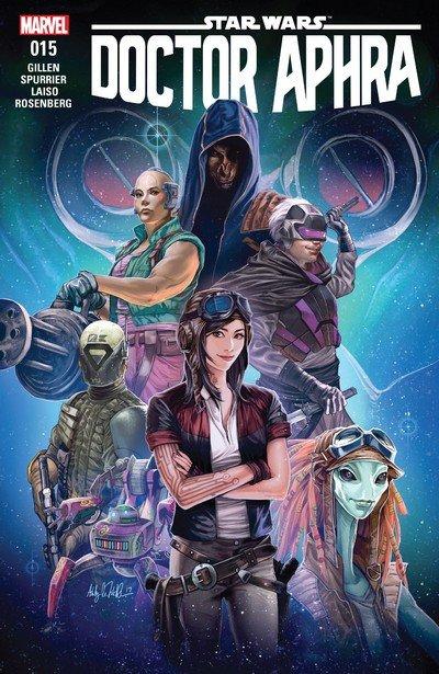 Star Wars – Doctor Aphra #15 (2017)
