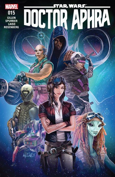Star Wars – Doctor Aphra #15 (2017)