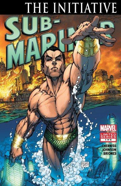 Sub-Mariner #1 – 6 (2007-2008)