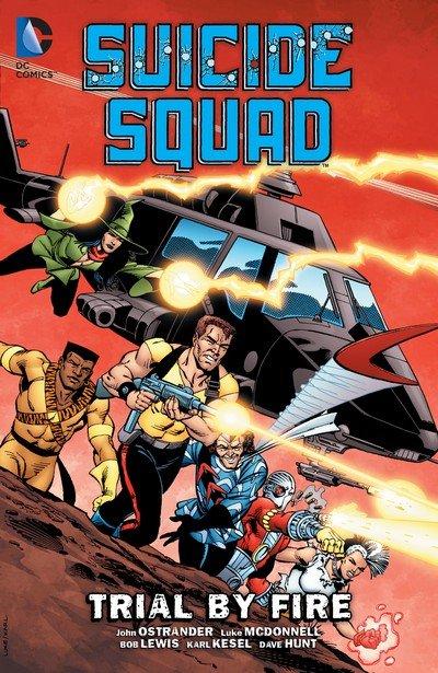 Suicide Squad Vol. 1 – 8 (TPB) (2015-2019)