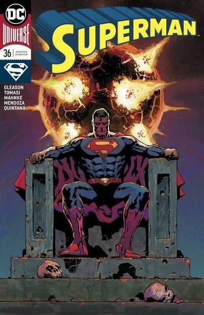 Superman #36 (2017)