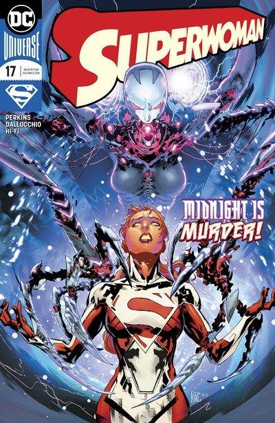 Superwoman #17 (2017)