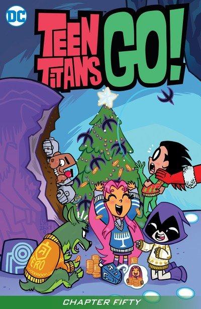 Teen Titans Go! #50 (2017)