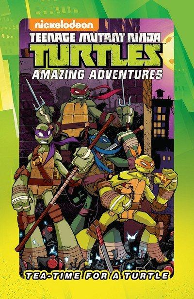 Teenage Mutant Ninja Turtles – Tea-Time for a Turtle (2017)