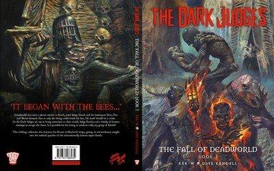 The Dark Judges – The Fall of Deadworld – Book 1 (2017)