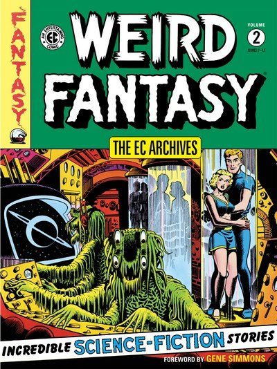 The EC Archives – Weird Fantasy #2 (2016)