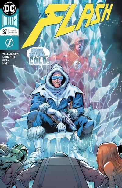 The Flash #37 (2017)
