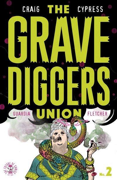 The Gravediggers Union #2 (2017)