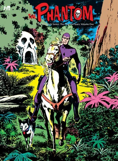 The Phantom – The Complete Series – The Charlton Years Vol. 1 – 4 (2012-2015)