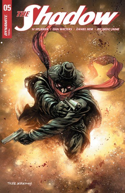 The Shadow #5 (2017)