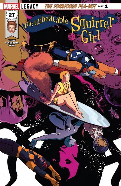 The Unbeatable Squirrel Girl #27 (2017)