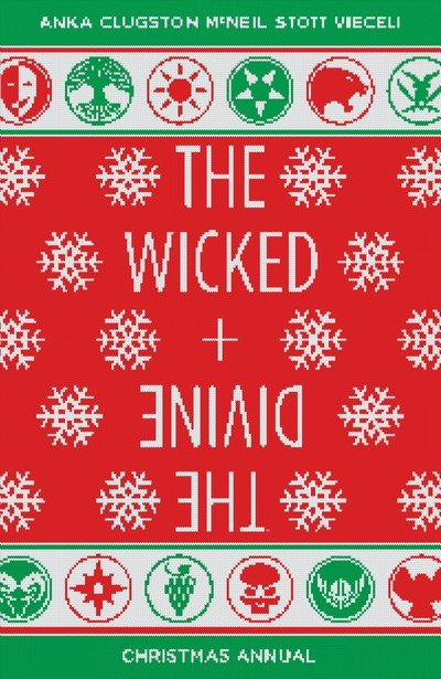 The Wicked + The Divine – Christmas Annual #1 (2017)