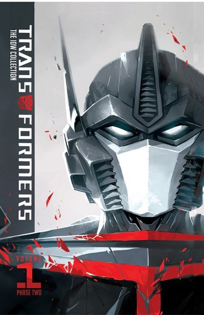 Transformers – IDW Collection – Phase Two Vol. 1 – 8 (2014-2018)
