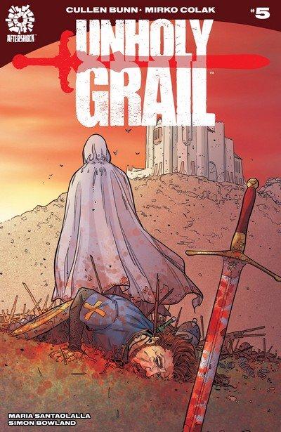 Unholy Grail #5 (2017)