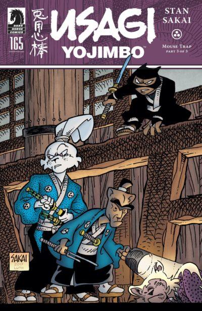 Usagi Yojimbo #165 (2017)