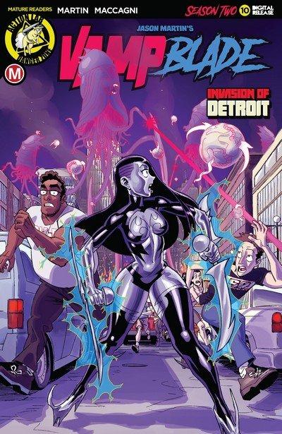 Vampblade Season 2 #10 (2017)