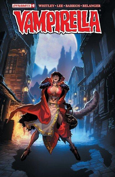 Vampirella Vol. 4 #9 (2017)