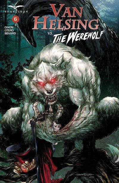 Van Helsing Vs. The Werewolf #6 (2017)