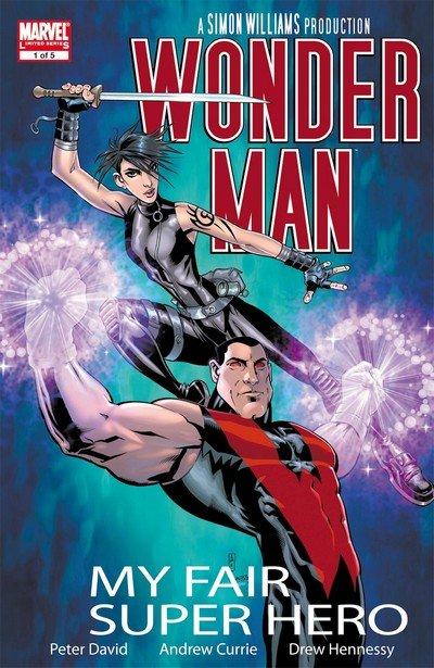 Wonder Man #1 – 5 (2007)