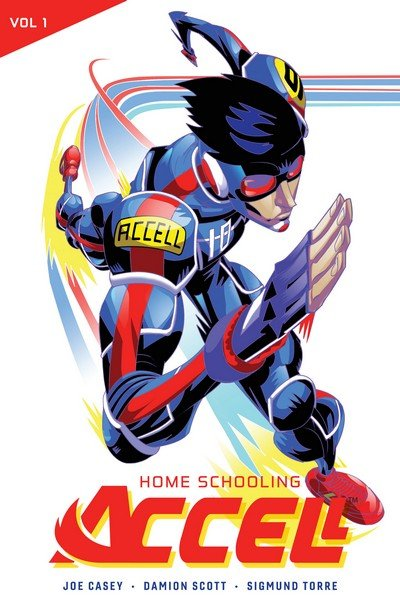 Accell Vol. 1 – Home Schooling (TPB) (2017)