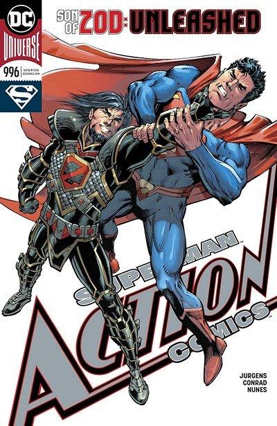 Action Comics #996 (2018)