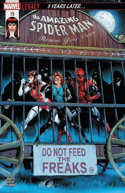 Amazing Spider-Man – Renew Your Vows #15 (2018)